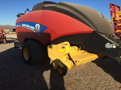 Baler-Big Square For Sale:  2015 New Holland BB340S