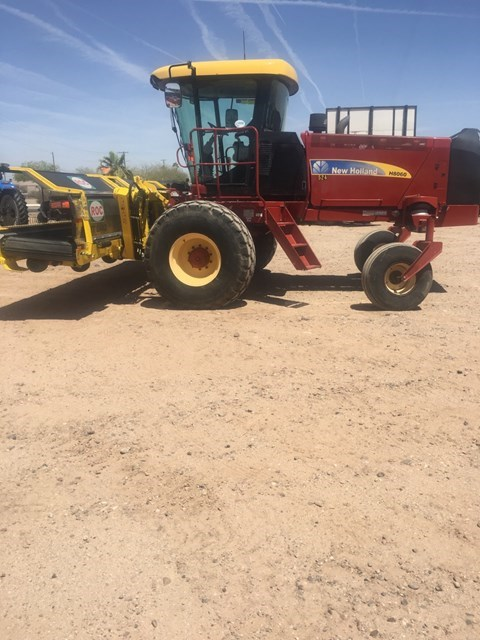 New Holland H8060 Windrower-Self Propelled For Sale