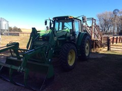 Tractor For Sale 2002 John Deere 6420 , 90 HP
