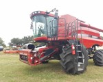 Combine For Sale: 2010 Case IH 8120