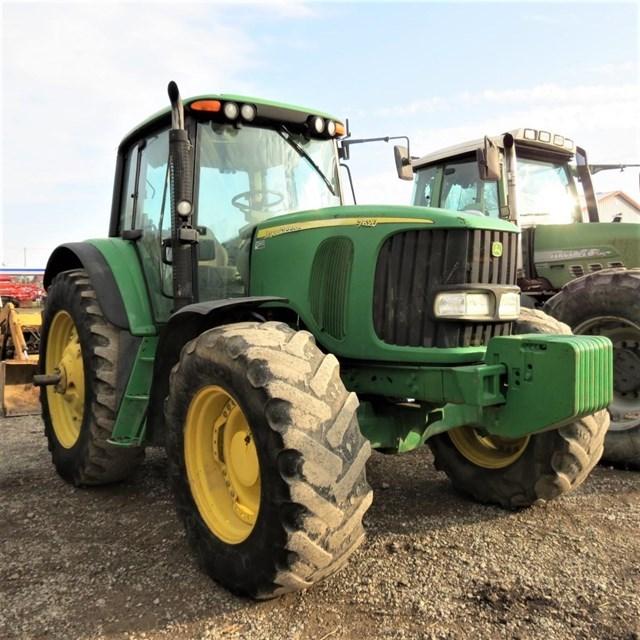 2005 John Deere 7520 Tractor For Sale