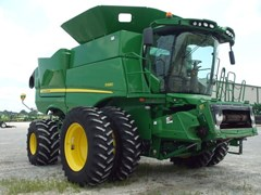 Combine For Sale 2015 John Deere S680