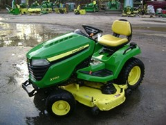 Riding Mower For Sale 2016 John Deere X580 W/54 MOWER , 24 HP
