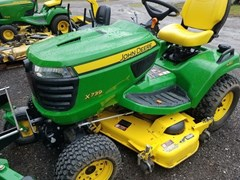 Riding Mower For Sale 2013 John Deere X739 , 25 HP