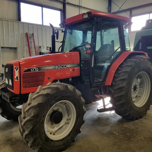 2002 Agco LT70 Tractor For Sale