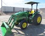 Tractor For Sale: 2015 John Deere 4066M, 65 HP