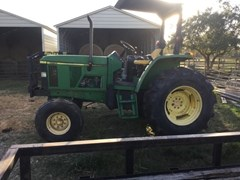 Tractor For Sale 2001 John Deere 6110 , 65 HP