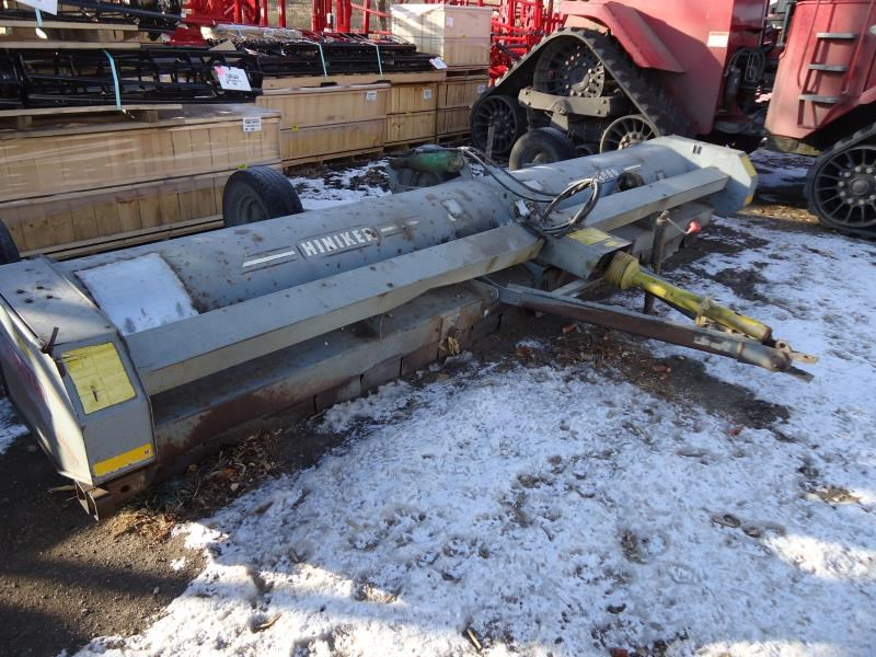 Hiniker 4000 15' Flail Mower For Sale