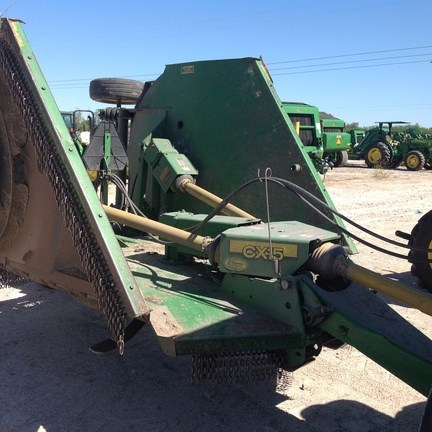 2013 John Deere CX15 Rotary Cutter For Sale