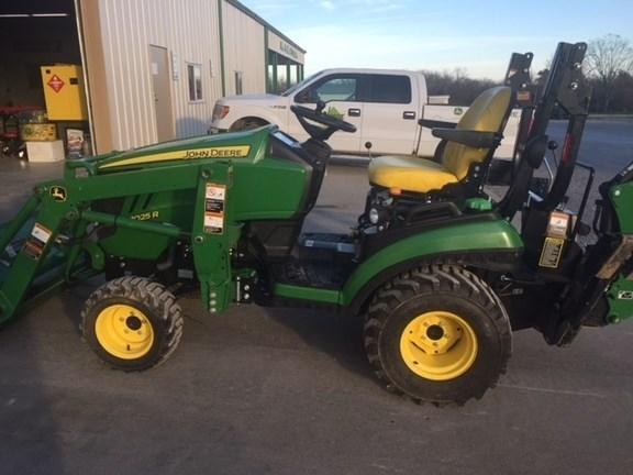2015 John Deere 1025RTLB Tractor For Sale