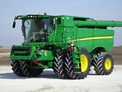 Combine For Sale 2018 John Deere S780-