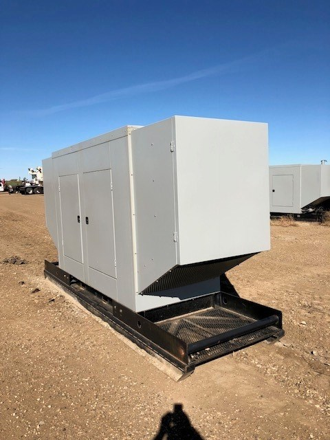 2014 SRC Power Systems 125 KW, Nat Gas/Propane,Volt 240/480 3 Phase Generador a la venta