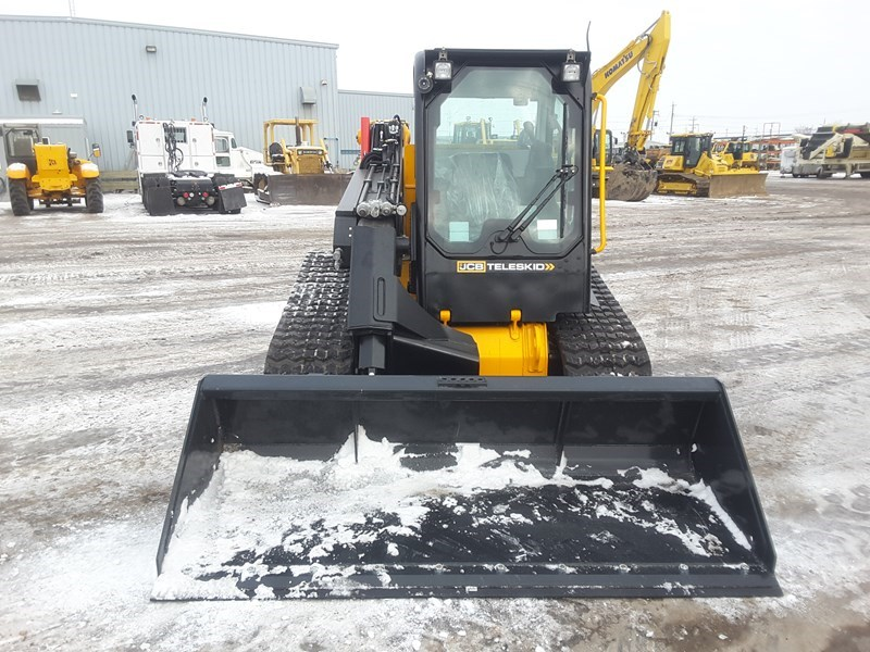 2018 JCB 3TS-8T Skid Steer For Sale