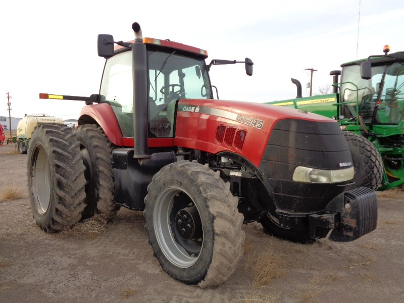 2006 Case IH MX245 Tractor For Sale