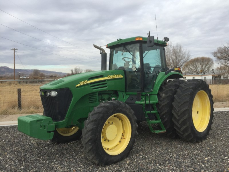2004 John Deere 7920 Tractor For Sale