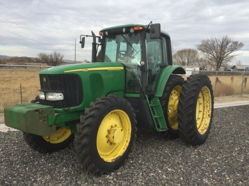 2003 John Deere 7420 Tractor For Sale