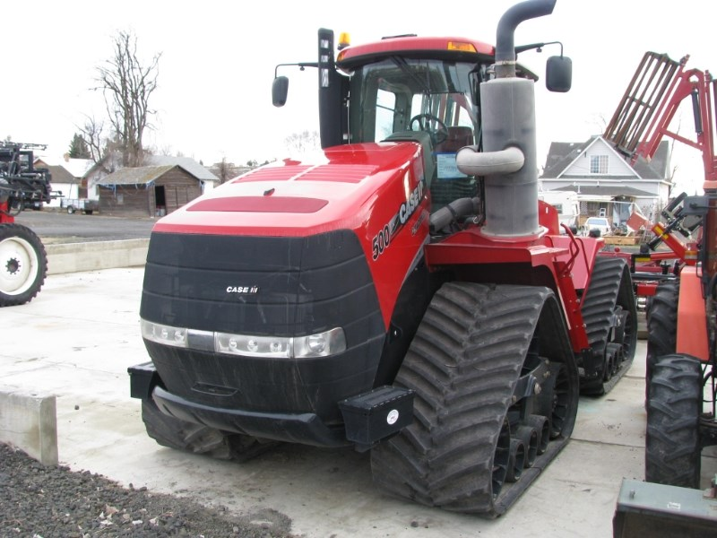 2014 Case IH STE500Q Tractor For Sale