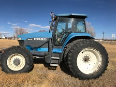 Tractor For Sale:  1995 New Holland 5970 , 240 HP