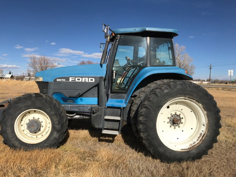 1995 New Holland 8970 Tractor For Sale