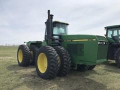 Tractor For Sale:  1989 John Deere 8760