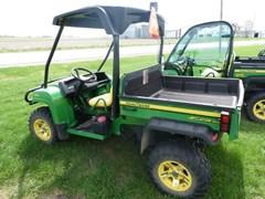 Utility Vehicle For Sale 2008 John Deere XUV 850D GREEN