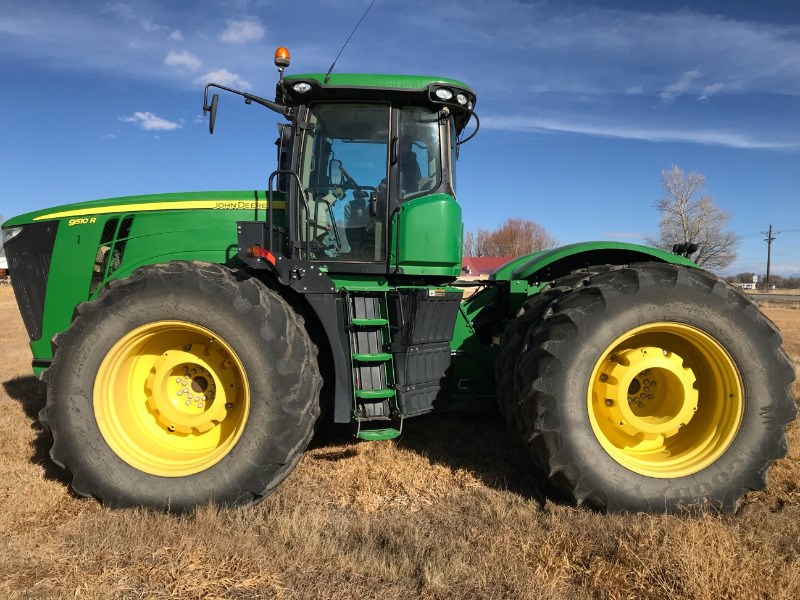 2013 John Deere 9510R Tractor For Sale