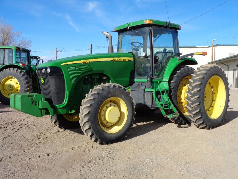 2002 John Deere 8320 Tractor For Sale