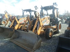 Loader Backhoe For Sale Case 580N , 80 HP