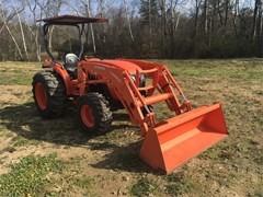 Tractor For Sale 2016 Kubota MX5200HST , 52 HP