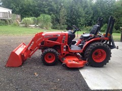 Tractor For Sale 2014 Kubota B2620 , 26 HP