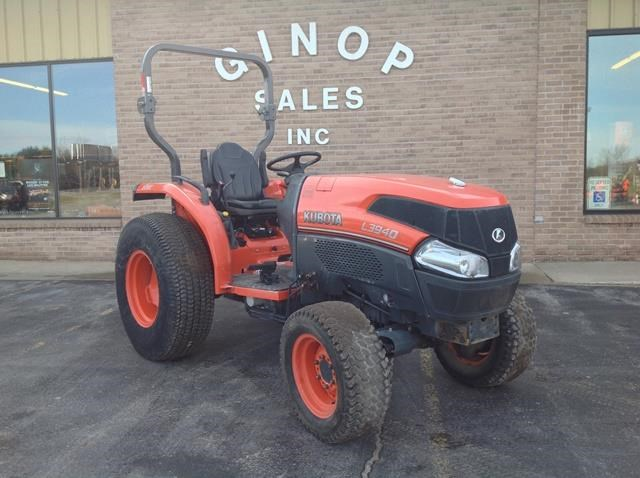 2010 Kubota L3940HST Tractor For Sale