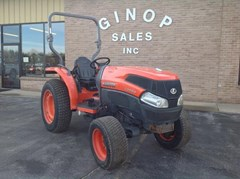 Tractor For Sale:  2008 Kubota L3940HST