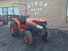 Tractor For Sale:  2009 Kubota L3940HST