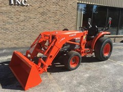 Tractor For Sale 2008 Kubota L3940HST , 40 HP