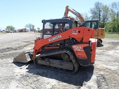 Skid Steer-Track For Sale Kubota SVL95-2S , 95 HP