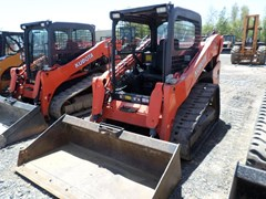 Skid Steer-Track For Sale 2015 Kubota SVL75-2 , 75 HP