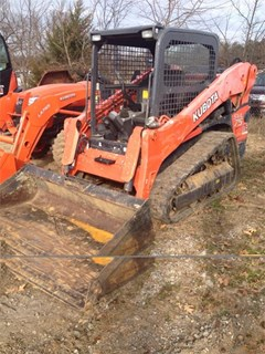 Skid Steer-Track For Sale Kubota SVL75-2 , 75 HP