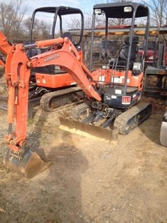 Excavator-Mini For Sale 2012 Kubota U17