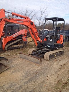 Excavator-Mini For Sale Kubota KX91-3