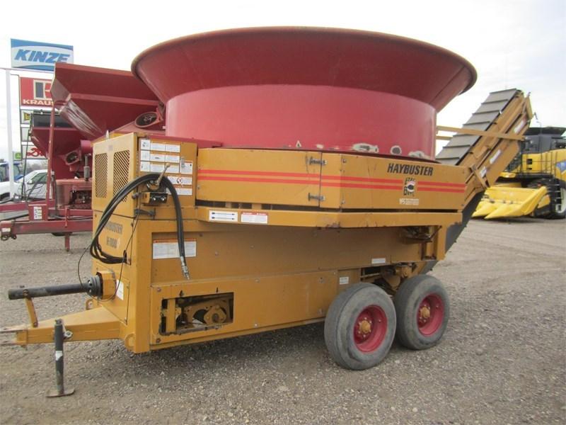 2006 Haybuster H1100 TILT II Tub Grinder - Feed/Hay For Sale