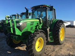 Tractor For Sale 2016 John Deere 6130M Cab , 130 HP