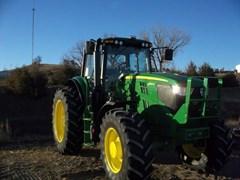 Tractor For Sale 2016 John Deere 6155M , 155 HP