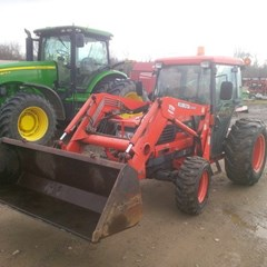 Tractor For Sale 2001 Kubota L4610 , 47 HP