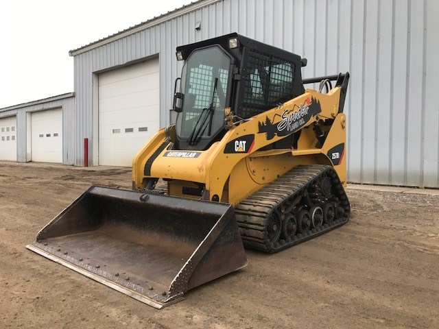 2010 Caterpillar 257B2 Skid Steer For Sale