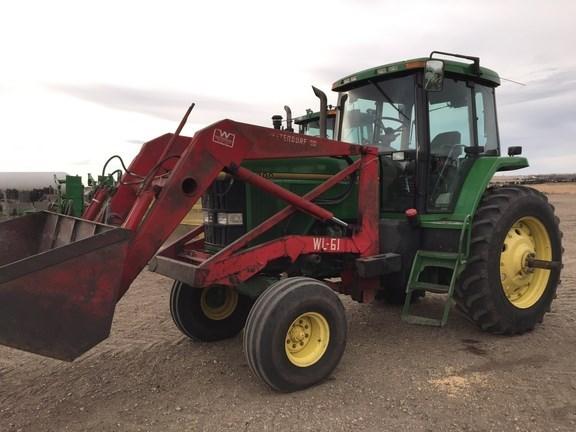 1993 John Deere 7800 Tractor For Sale