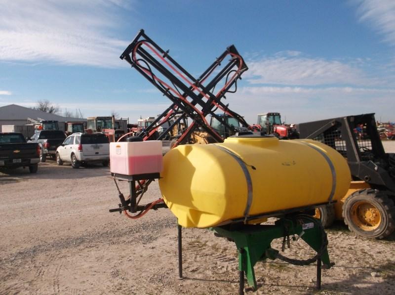 2015 Ag Spray 300 GAL. 3PT Sprayer-3 Point Hitch For Sale