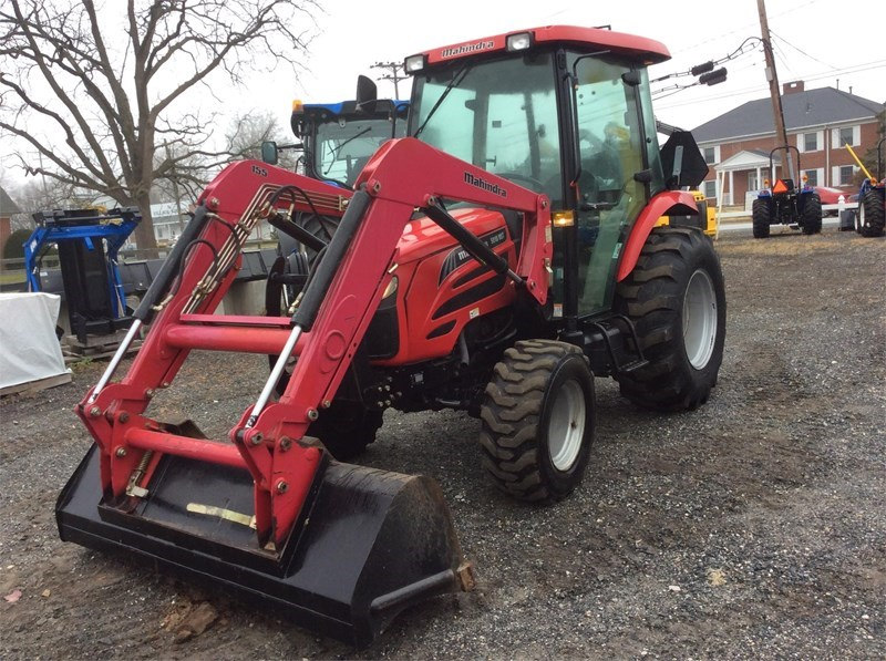 2011 Mahindra 5010 HST Tractor For Sale
