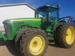 Tractor For Sale:  2005 John Deere 8520 , 255 HP