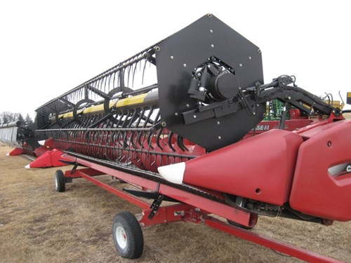 Header-Draper/Flex For Sale:  2013 Case IH 3020