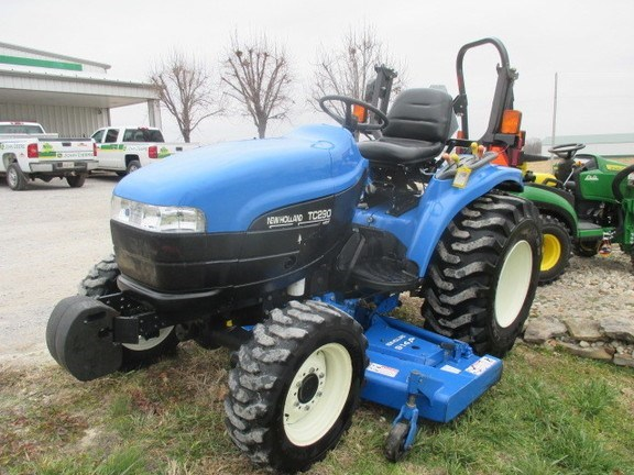 2004 New Holland TC29DA Tractor For Sale